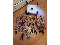 WWE job lot bundle