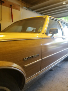 1989 BUICK ESTATE WAGON excellent condition