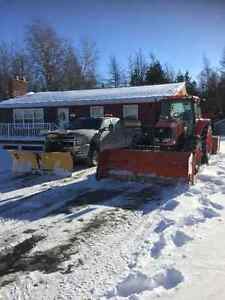 Snow Removal, Salting Services & more