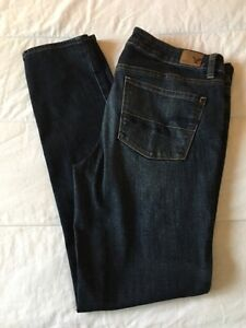 American Eagle jeans skinny super stretch size 12 $10