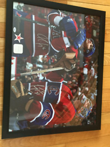 AUTOGRAPHED WITH COA - Carey Price