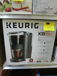 *New* Keurig Machines For Sale At Nearly New