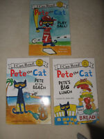 """"""" PETE """" THE CAT BOOKS ( LOTS OF DIFFERENTS ONES )"""