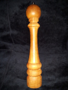 Pepper Mill 21 Inches Tall $10