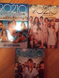 90210 DVD seasons 1-3