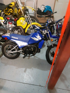 2005 pw 80 trade for smaller bike