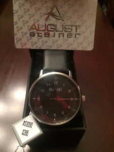 NEW!! August Steiner Endeavor Watch AS8090