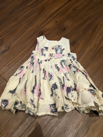 Beautiful cat girls dress