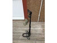 Pattersons eventer golf buggy / bag holder