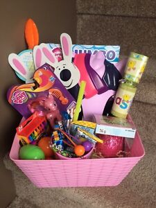 CHARACTER EASTER BASKETS