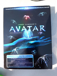 Avatar Extended Collector's Edition Blu-Ray