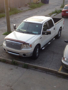 2008 Ford F-150 lariat Pickup Truck safety and etest
