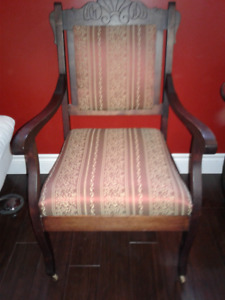 ANTIQUE CHAIR FOR SALE!!!