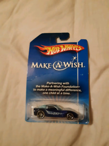 Hot Wheels Make-a-Wish Special Edition