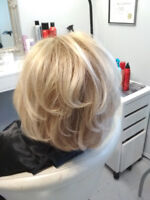 Coiffure a Laval, coiffeuse, meches, coloration