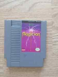 Magician nes