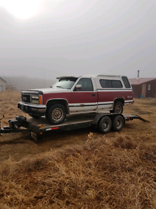1990 gmc 2500  for parts or fix
