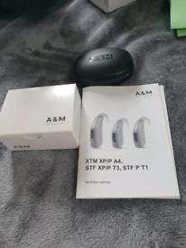 A&M hearing aid
