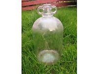 Glass demijohn - 1 gallon jar x5