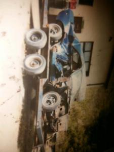 1970 383 plum challenger 1974 360 Cuda