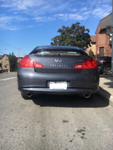 Infiniti G37X 2011 (INSPECTED 100% CLEAN) with SNOW MODE