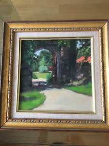 GREAT CHRISTMAS GIFT!  Original Oil Painting