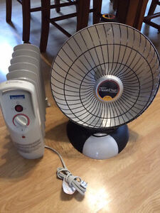 Two New Heaters