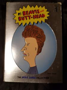 Beavis & Butthead Volume One used DVD Box Set