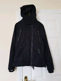 SUPERDRY HOODED JACKET MENS SIZE M