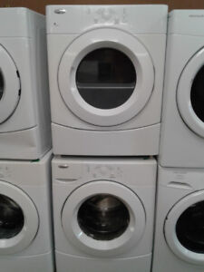 SET DRYER/ WASHER WHIRPOOL FRONT LOUD