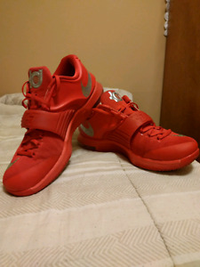 KD7 all red