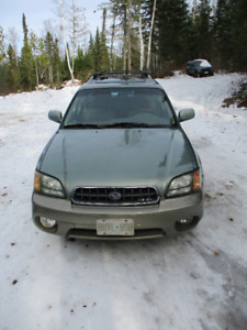 2004 Subaru Outback L L Bean Edition Wagon