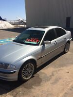 2001 BMW 330xi as is