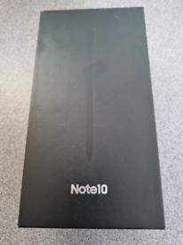 Galaxy note 10 EE 256gb