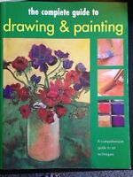 The complete guide to drawing and painting