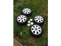 Ford mondeo alloy wheels NORTHWICH