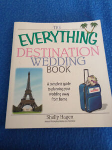 The Everything destination wedding planning book