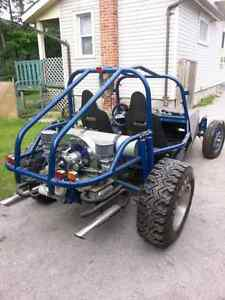 VW sandrail / dune buggy. Could be made street legal!