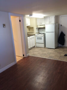 Large One Bedroom Available Immediately