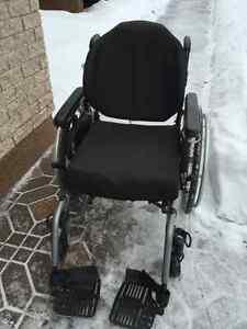 Litestream wheelchair MatrX backrest synergy cushion
