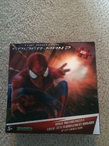 3D Spider-Man puzzle smoke free home