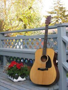 Fender Acoustic Guitar...