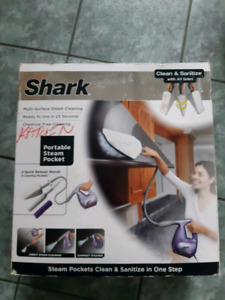 Shark portable steamer