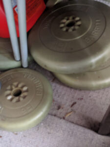 CHEAP Barbell and Dumbell Weights