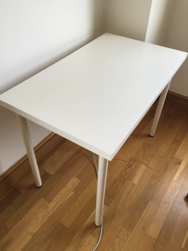 Jugendbett Mit Unterbett Ikea ~ IKEA Linnmon Adils desk  in Hoxton, London  Gumtree