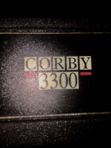 Corby of Windsor 3300 Press