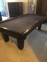 Pool table olhauser