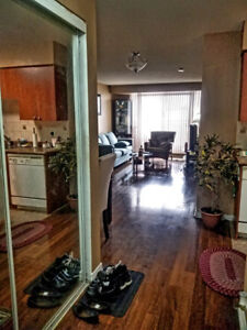 Condo rental in Guildwood - 2 Bedroom plus den 2 bathroom