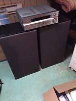 Amplificateur Pioneer et speakers 130w