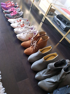 FREE SHOES............................ . practically
